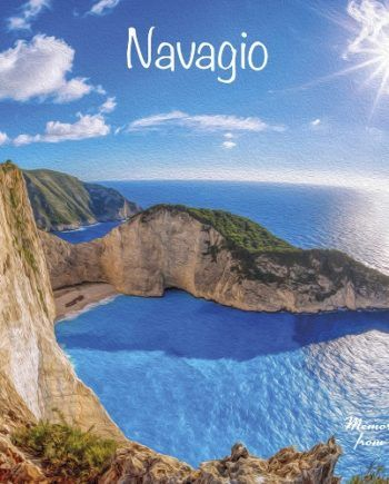 Caretta Navagio Zakynthos Troper