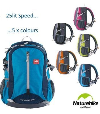 naturehike-25lit-speed-5colours
