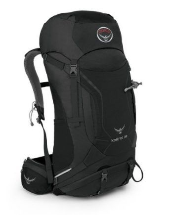 osprey kestrel 38 black