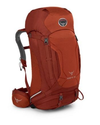 osprey kestrel 48 red