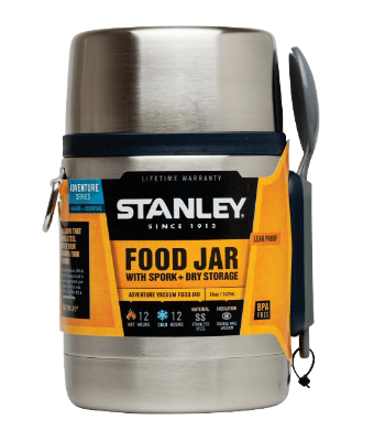 food jar adventure